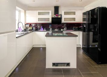 Thumbnail 4 bed semi-detached house for sale in Willowside, Snodland, Kent
