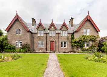 Thumbnail 5 bed country house to rent in Kinnaird, Brechin