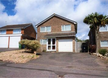 Thumbnail 4 bed detached house for sale in Lynwood Drive, Wimborne