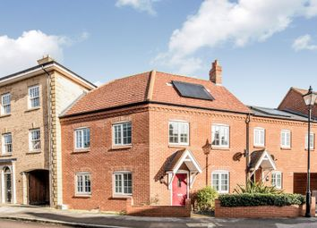 Thumbnail 4 bed terraced house for sale in Wayland Road, Great Denham, Bedford