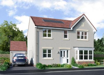 "Thumbnail 4 bed detached house for sale in ""Grant"" at Lasswade Road, Edinburgh"