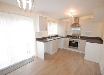 Thumbnail 2 bed property to rent in Upton Drive, Stretton, Burton Upon Trent, Staffordshire