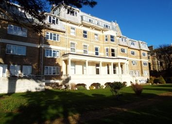 Thumbnail 2 bed flat to rent in Manor Road, Bournemouth