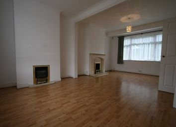 Thumbnail 3 bed terraced house to rent in Great North Road, New Barnet, Barnet
