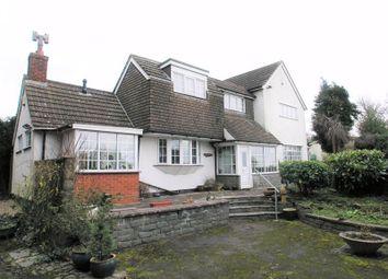 Thumbnail 3 bed detached house for sale in Chapmans Hill, Romsley, Halesowen