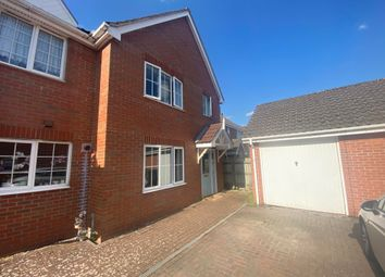 Thumbnail 3 bed property to rent in Cawdor Close, Attleborough