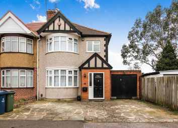 Thumbnail Semi-detached house for sale in Irvine Avenue, Harrow