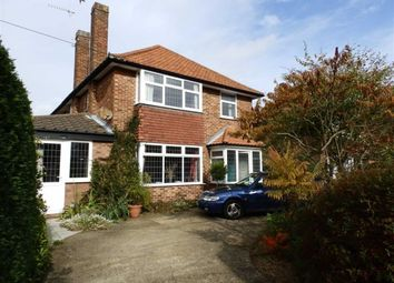 Thumbnail 5 bed detached house for sale in Mayfield Road, Ipswich, Suffolk