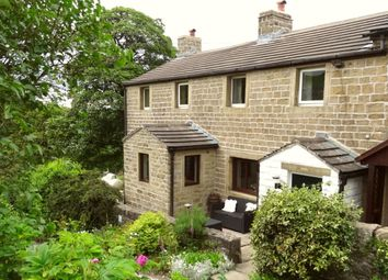 Thumbnail 3 bed semi-detached house for sale in Hollin Hall, Trawden, Colne