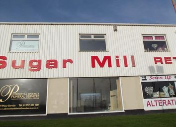 Thumbnail Retail premises to let in Unit 11, Sugar Mill Business Park, Billacombe Road, Plymouth
