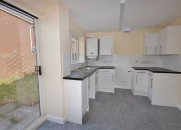 Thumbnail 2 bed semi-detached house for sale in Blackthorn Close, Whitley, Goole