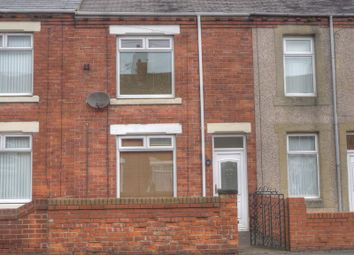 Thumbnail 2 bed terraced house for sale in Rothesay Terrace, Bedlington
