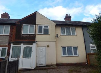 Thumbnail 2 bed terraced house for sale in Lockwood Road, Northfield, Birmingham