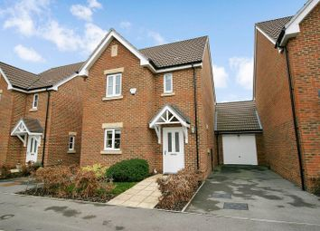 Thumbnail 3 bed detached house for sale in Jellicoe Drive, Sarisbury Green, Southampton