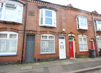 Thumbnail 3 bedroom terraced house for sale in Paget Road, Leicester