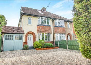 4 bed semi-detached house for sale in Newport Road, Saffron Walden CB11