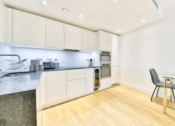 Thumbnail 2 bedroom flat to rent in Brent House, Nine Elms Point, Vauxhall, London