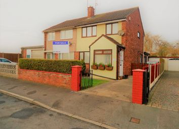 Thumbnail 3 bed semi-detached house for sale in Cleves Close, Blacon, Chester