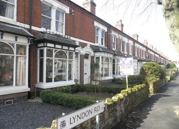 Thumbnail 3 bed property to rent in Lyndon Road, Sutton Coldfield
