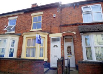 Thumbnail 3 bed flat to rent in Dexter Street, Derby