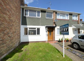 Thumbnail 3 bed terraced house for sale in Berrybank, College Town, Sandhurst