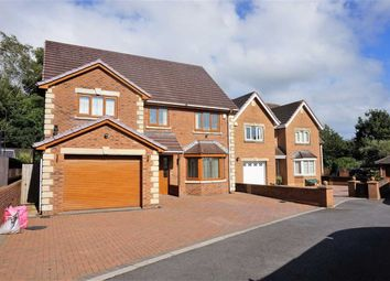Thumbnail 6 bed detached house for sale in Lon Y Felin, Swansea