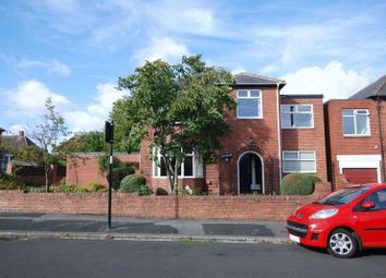 Thumbnail 4 bed detached house for sale in Polwarth Road, Gosforth, Newcastle Upon Tyne