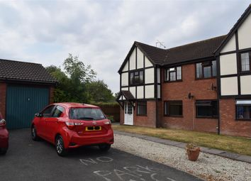 Thumbnail 2 bed flat to rent in Woburn Drive, Brierley Hill