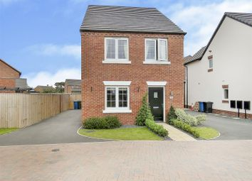 Thumbnail 3 bed detached house for sale in Thornfield Way, Aslockton, Nottingham