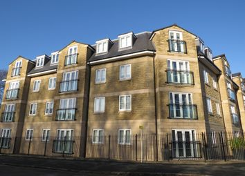 Thumbnail 2 bed flat for sale in Caygill Terrace, Halifax