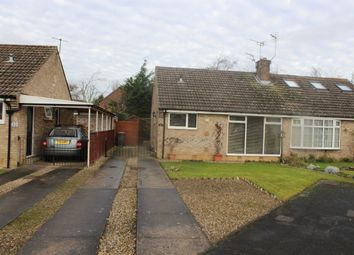 Thumbnail 2 bed bungalow to rent in Allendale, York