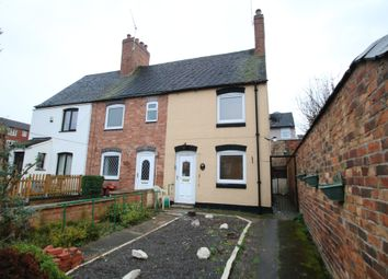 Thumbnail 1 bedroom end terrace house for sale in Welcome Street, Atherstone