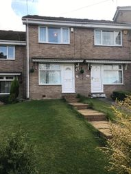 Thumbnail 2 bed terraced house to rent in Highwood Place, Eckington, Sheffield, South Yorkshire