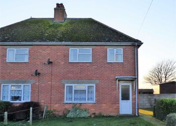 Thumbnail 3 bed semi-detached house for sale in North Road, Weymouth, Wyke Regis
