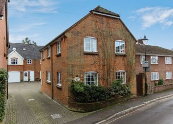 Thumbnail 3 bed detached house for sale in Newton Lane, Central Romsey, Hampshire