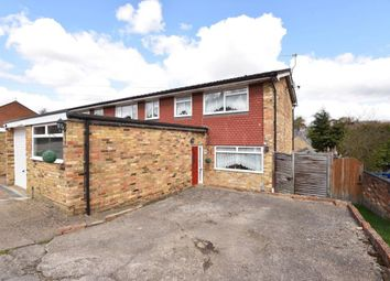 Thumbnail 4 bedroom end terrace house to rent in Woodley Hill, Chesham