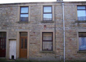 Thumbnail 3 bed terraced house to rent in Davis Street, Longridge, Preston