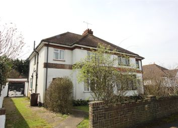 3 bed semi-detached house for sale in Orchard Avenue, Gravesend, Kent DA11