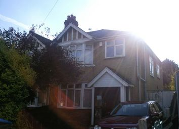 Thumbnail 4 bed semi-detached house to rent in Sirdar Road, Highfield, Southampton