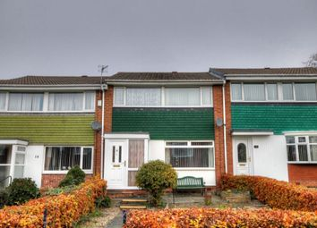 Thumbnail 3 bed terraced house for sale in Denham Walk, Chapel House, Newcastle Upon Tyne