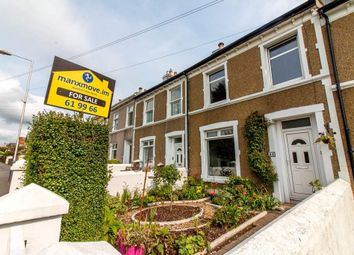 Thumbnail 3 bed terraced house for sale in 94 Summerhill Road, Onchan