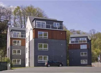 Thumbnail 1 bed flat for sale in Wilderhaugh Court, Galashiels