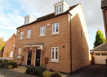 Thumbnail 3 bedroom semi-detached house for sale in Langley Close, Bestwood Village, Nottingham, Nottinghamshire