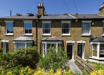 Thumbnail 4 bed terraced house for sale in Taunton Road, London