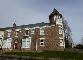 Thumbnail 4 bed end terrace house for sale in Bishopton Road, Stockton-On-Tees