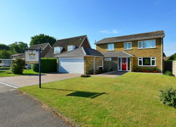 Thumbnail 5 bed detached house for sale in The Oaks, Broadstairs
