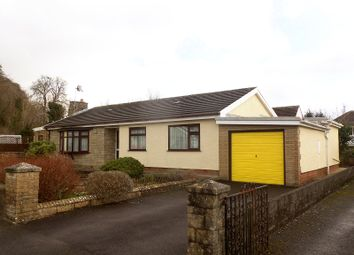 Thumbnail 3 bed detached bungalow for sale in Coed-Y-Felin, Abergwili, Carmarthen, Carmarthenshire