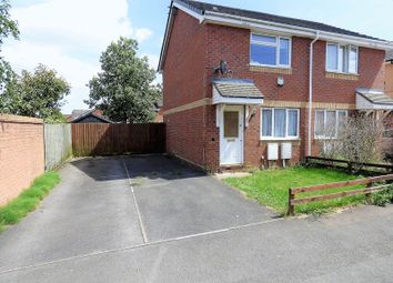 Thumbnail 2 bed semi-detached house for sale in Selwyn Road, Gloucester