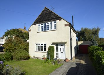 Thumbnail 3 bed detached house for sale in Ferry Road, Old Felixstowe, Felixstowe