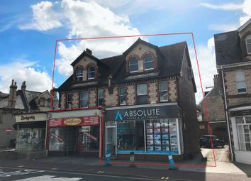 Thumbnail Commercial property for sale in Hyde Road, Paignton